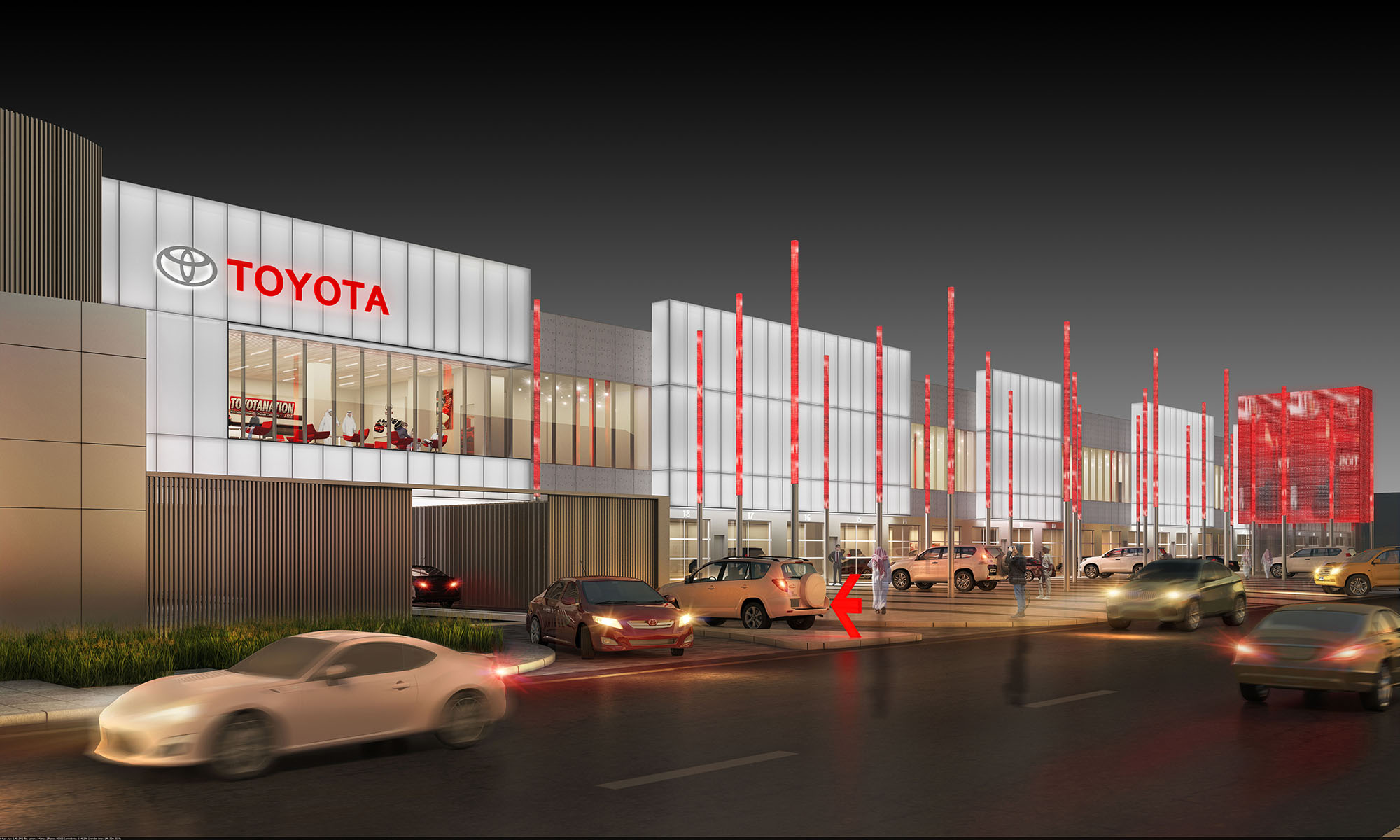Toyota City