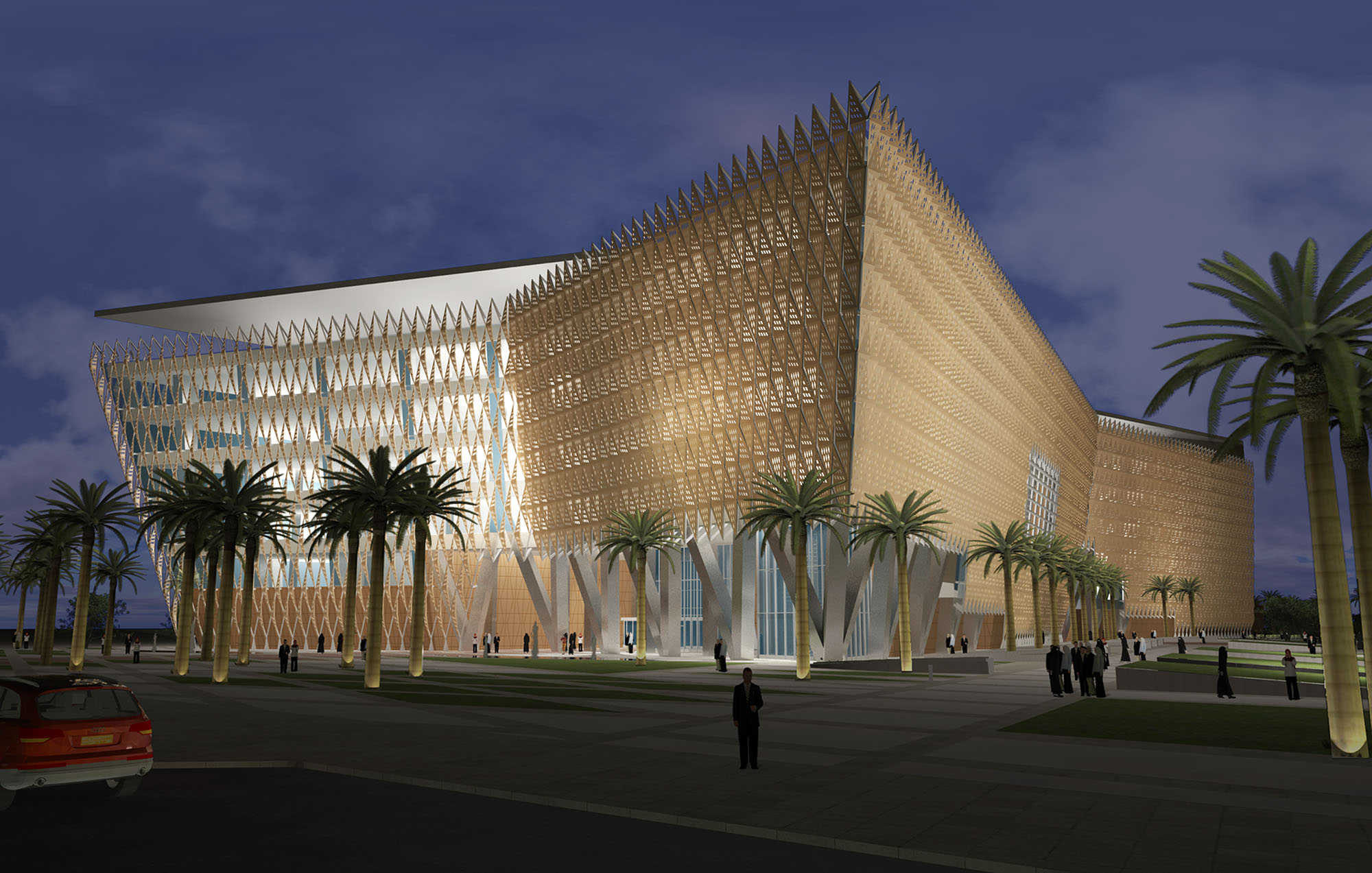 Kuwait University, College for Women