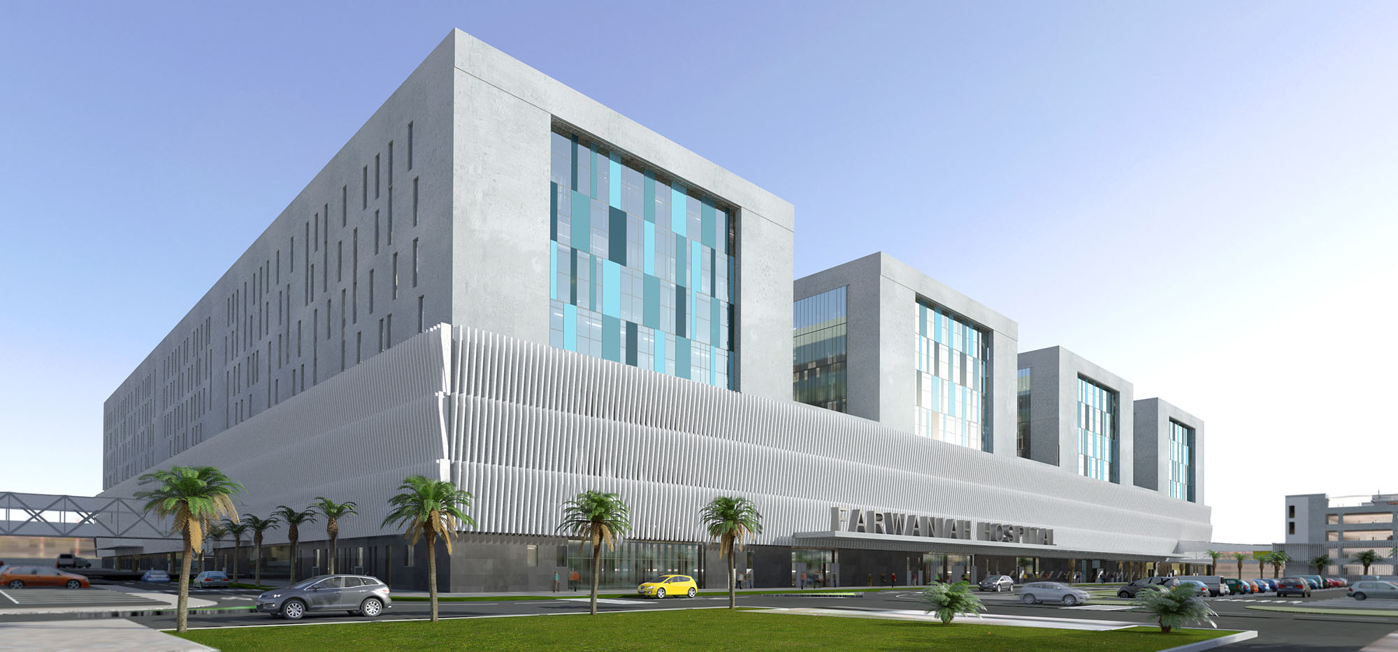 New Farwaniya Hospital