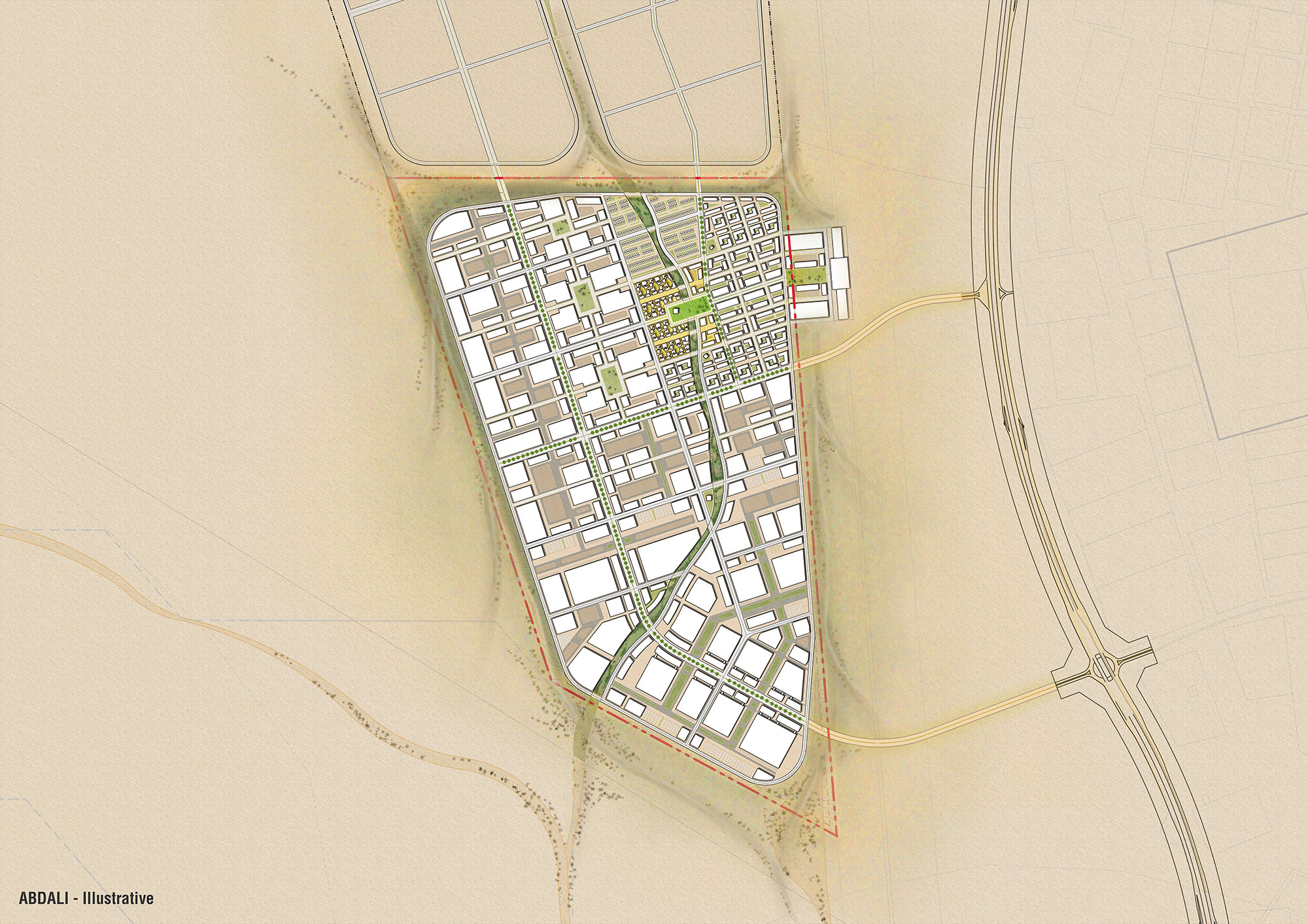 ABDALI - Kuwait Economic Zones