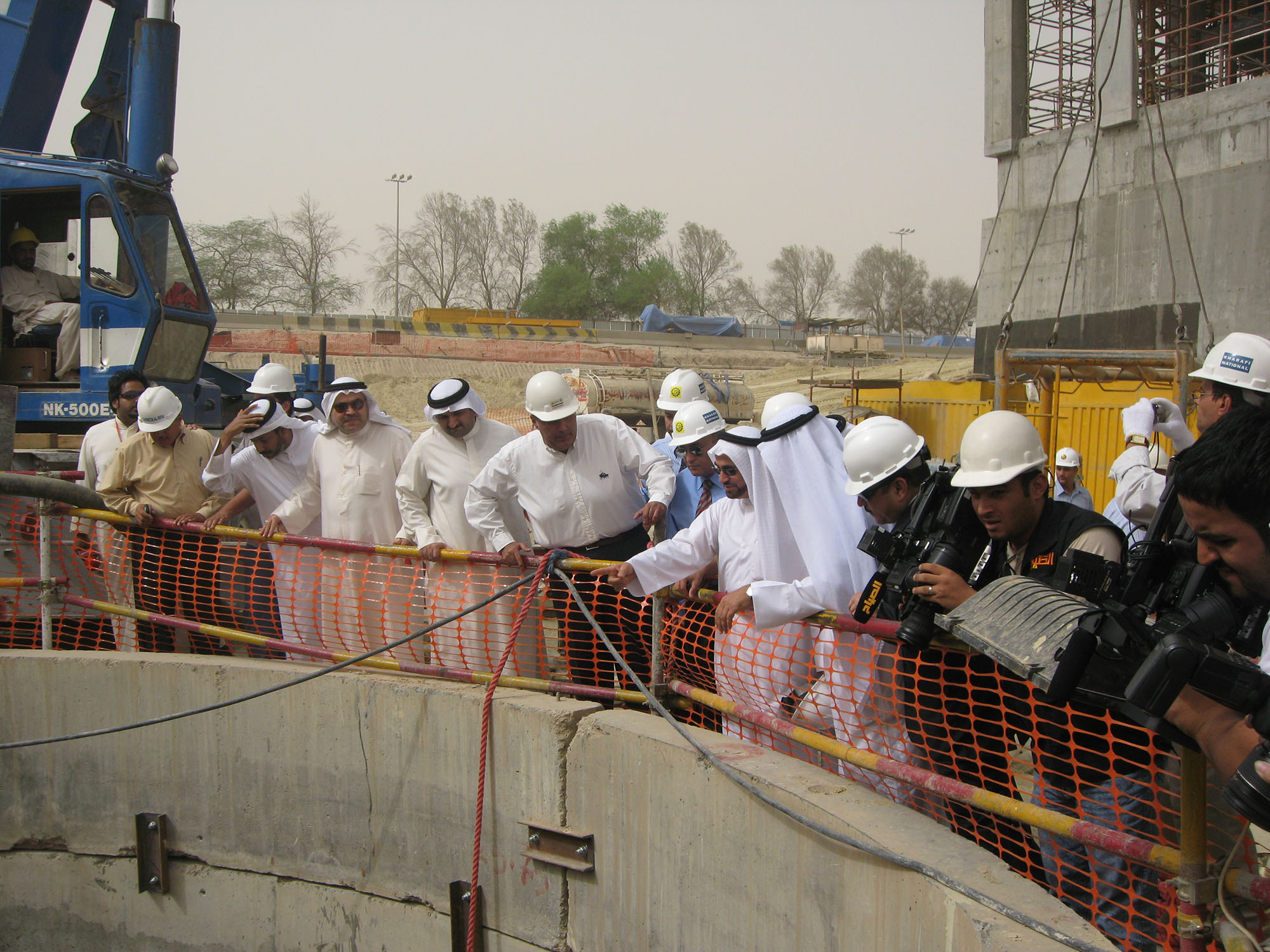 Kuwait Sewerage Improvements Phase XIII Part A