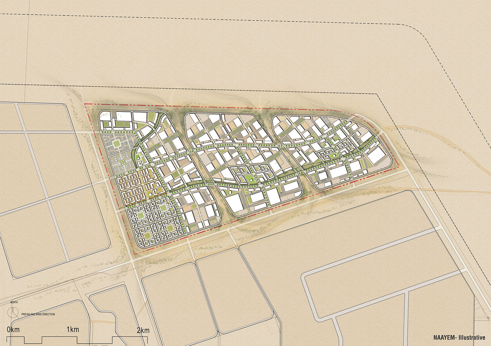 NAAYEM Kuwait Economic Zones