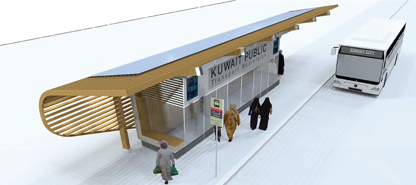 Kuwait Public Transport Master plan