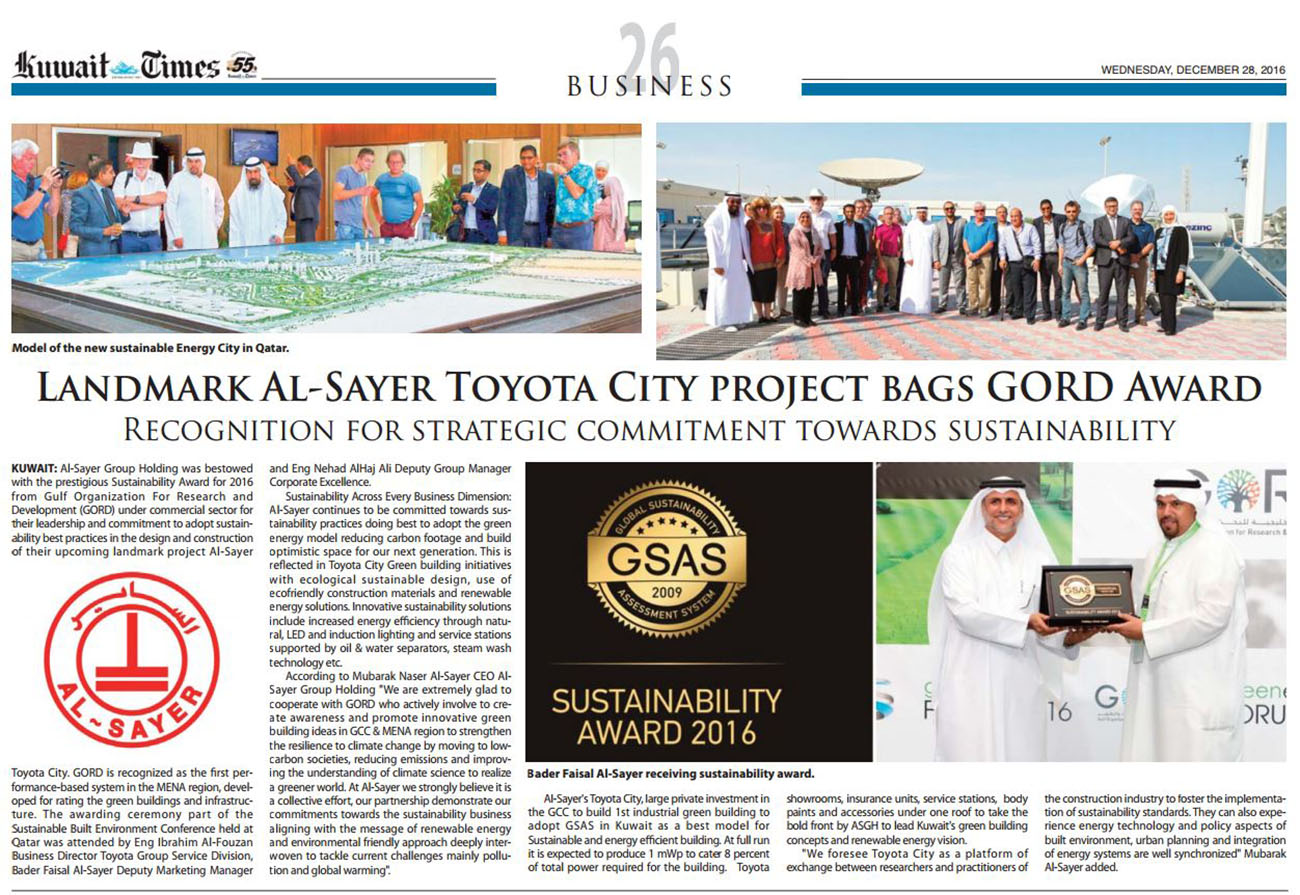 toyota city kuwait